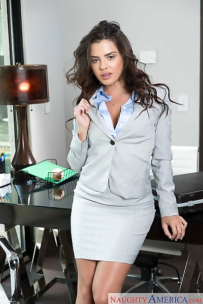Hot boss lady Keisha Grey..