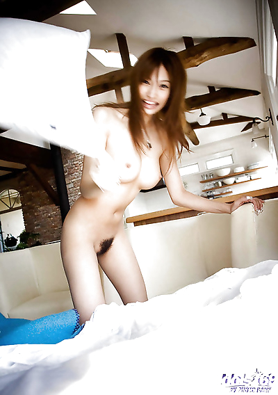 Adorable asian hottie with..