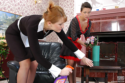 Old and young maids prefer..