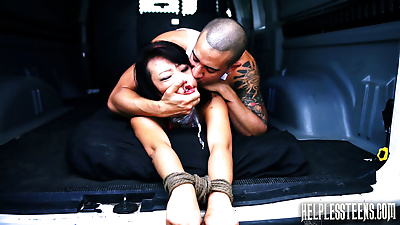 Helpless teen miko dai went..