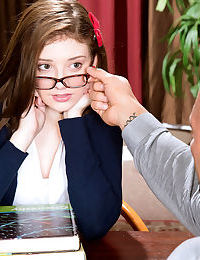 The principals bad girl blaire ivory fucked in school - part 5146